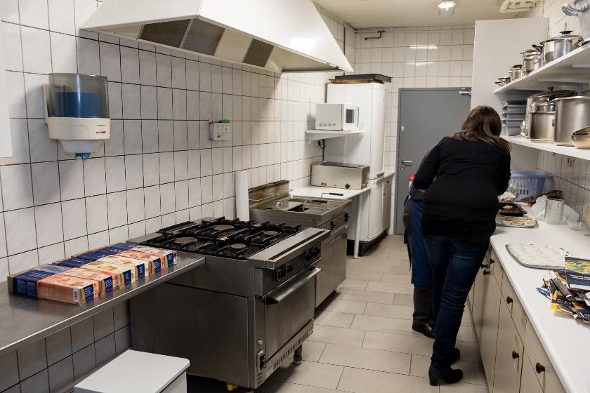De kleine keuken feestzaal de ark wuustwezel